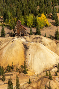 Silver Mine Tailings