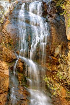 Bridal Veil Falls near Spearfish, SD