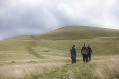 Camp Mak-A-Dream hike