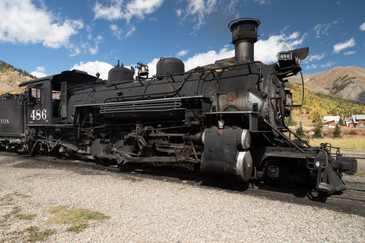 Silverton-Durango Rail line