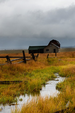 Antelope Flats Barn -GTNP