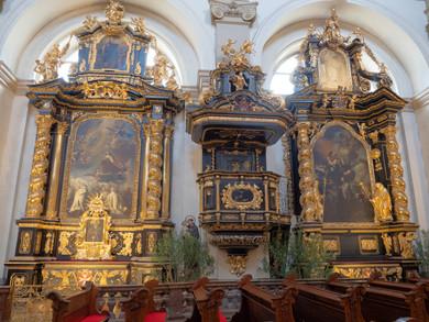 Ornate Church
