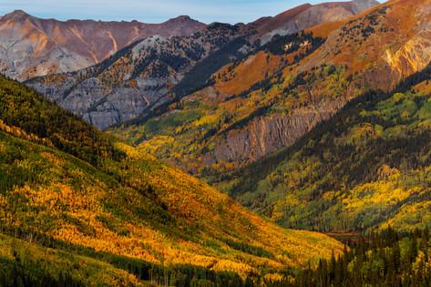 Fall in Southwest Colorado