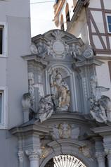 Saint Gangolf's Church gateway