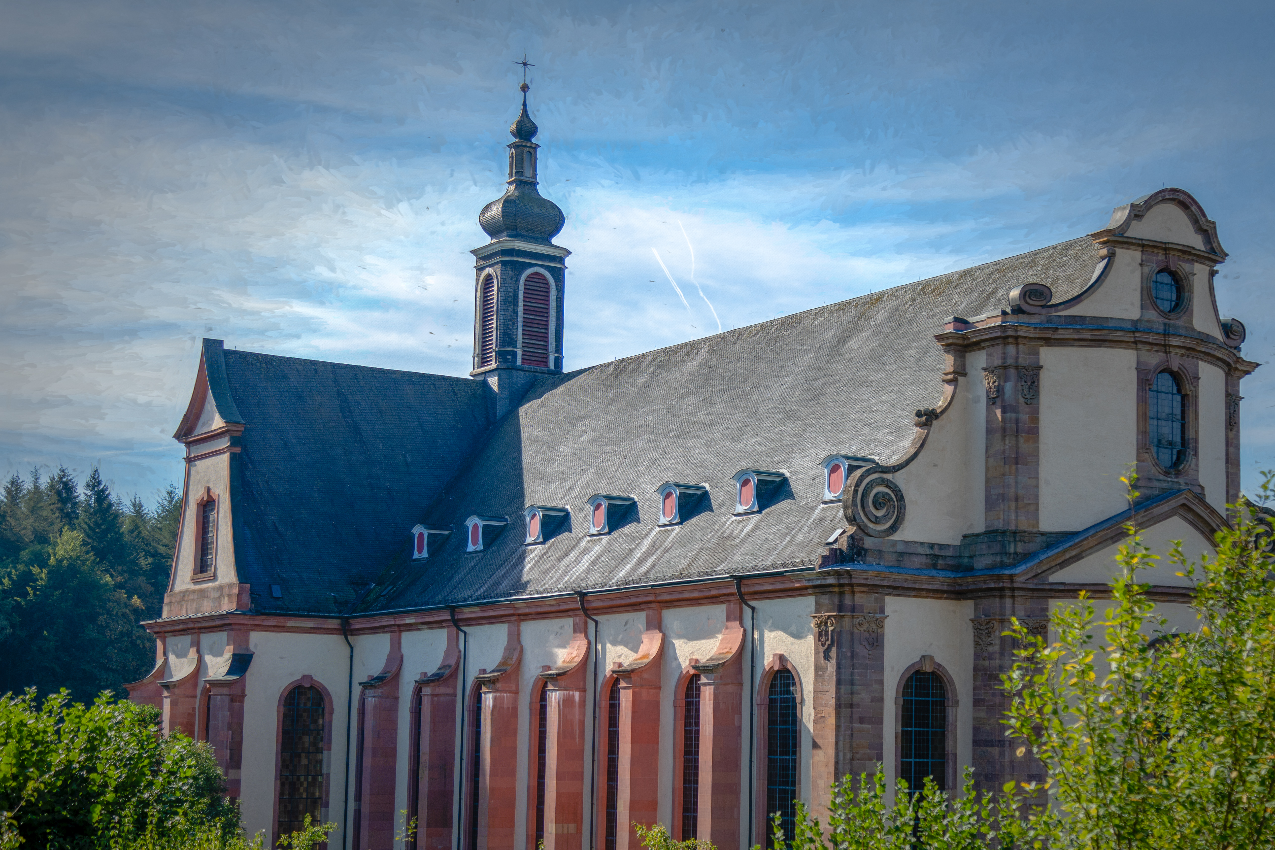 Himmerod Abbey, Germany