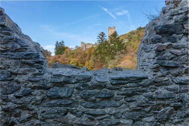 Framed castle