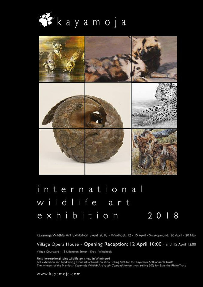Kayamoja Wildlife Art Exhibition 2018 - Feedback