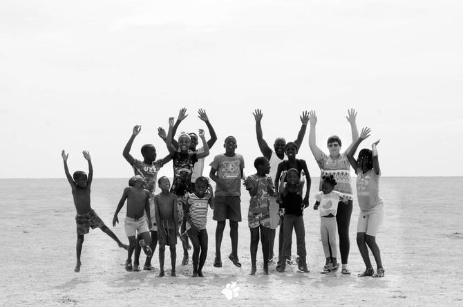 Photostory Pilot-Trip Etosha 2017