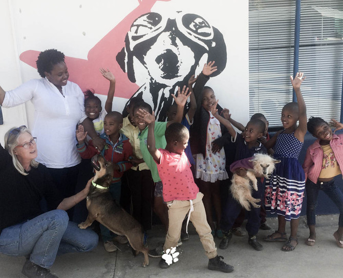SPCA encounter for Hope Village