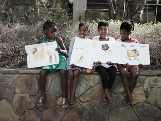 Kayamoja Kids Art T-Shirts