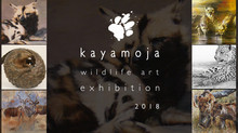 Kayamoja Wildlife Art Exhibition 2018
