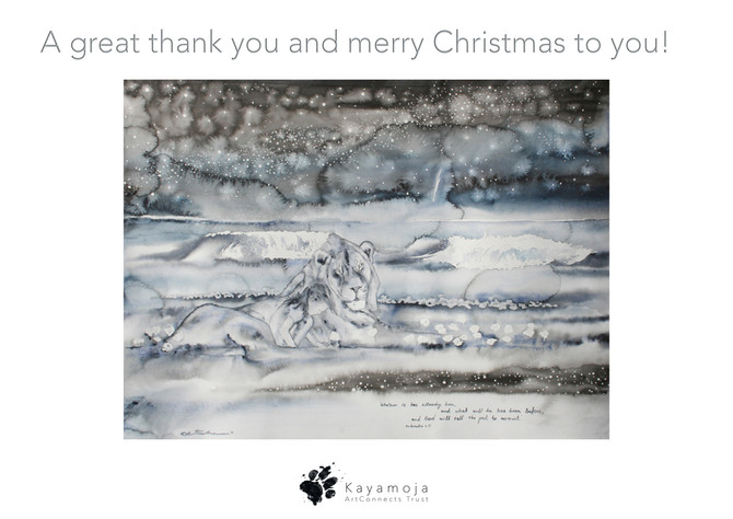 Merry Christmas and thank you for 2016!