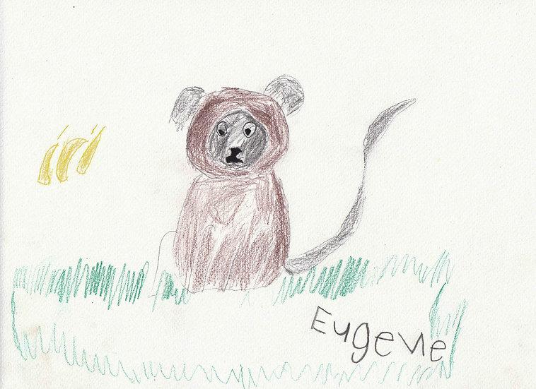 """baboon"" - by Eugene - Namibia"