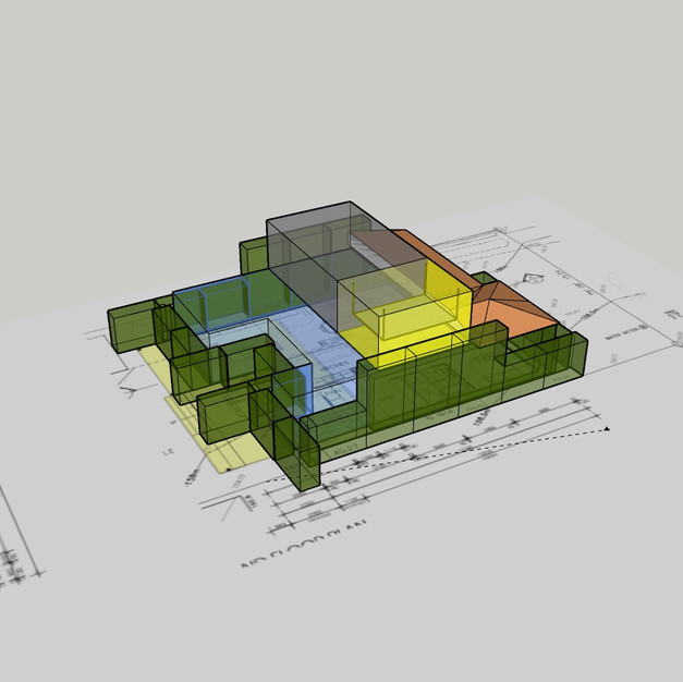 Scaffold Design and Visualisation
