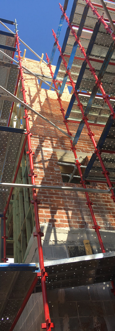 Scaffolding Experts at Epping
