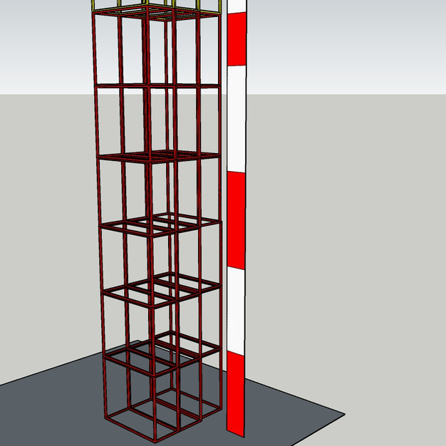 Scaffold Design and Visualisation 3