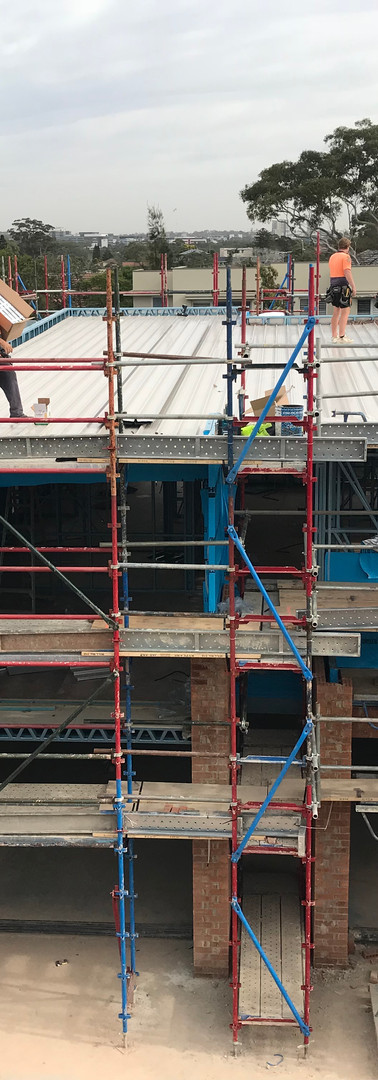 Scaffolding Scaffold Scaffolders Sydney