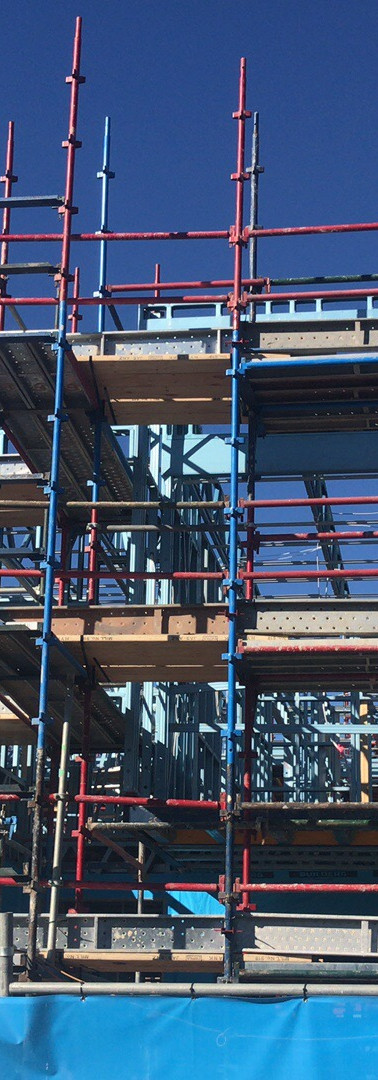 Commercial Project Scaffolding Sydney