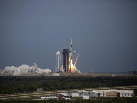CONGRATULATIONS #SPACEX & #NASA !