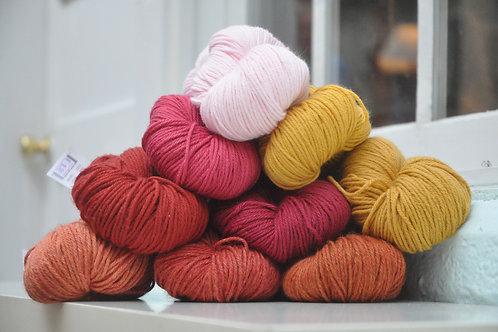Vintage (reds, pinks, yellows)