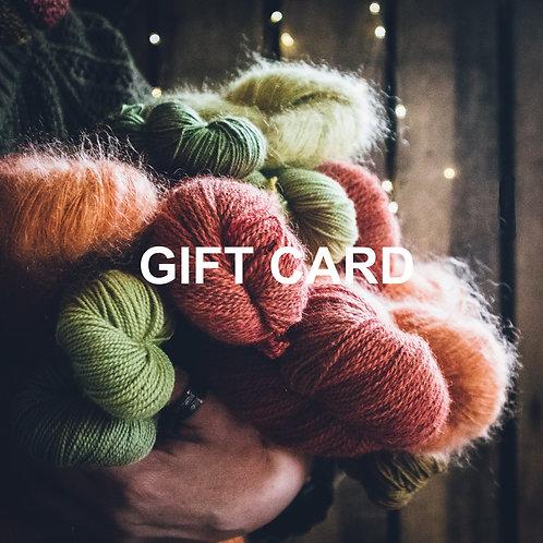 The Noble Thread Gift Card