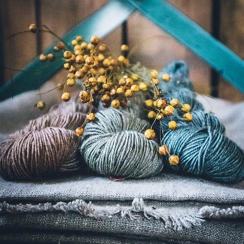 Yak Winter Lichen