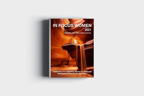 IN FOCUS WOMEN, 2021 PHOTO BOOK