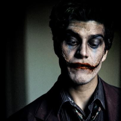 Elias as Joker