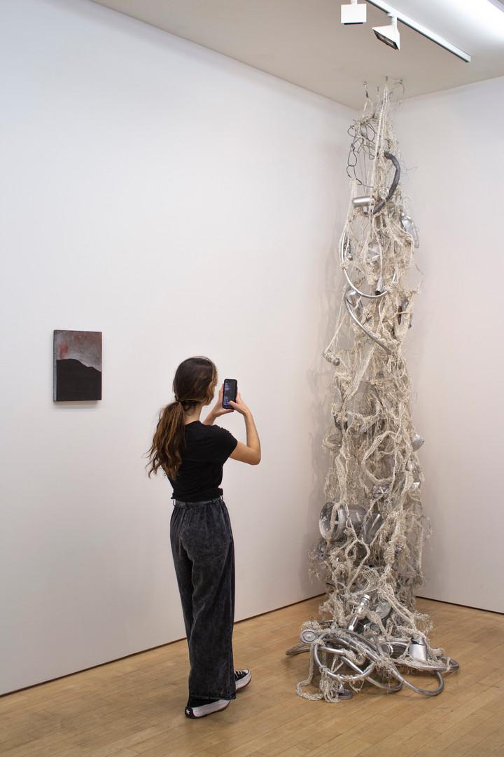 Installation by WoolPunk