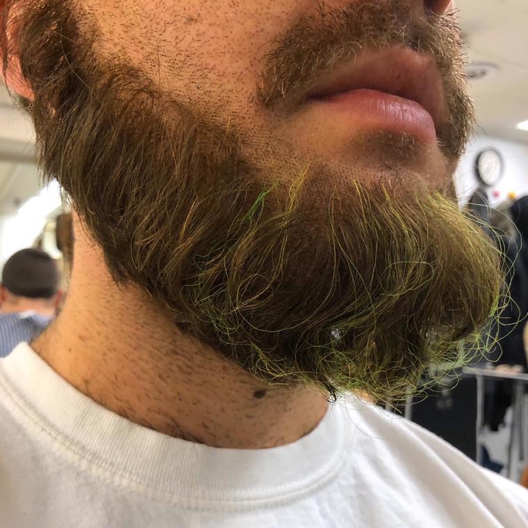 ventilated beard