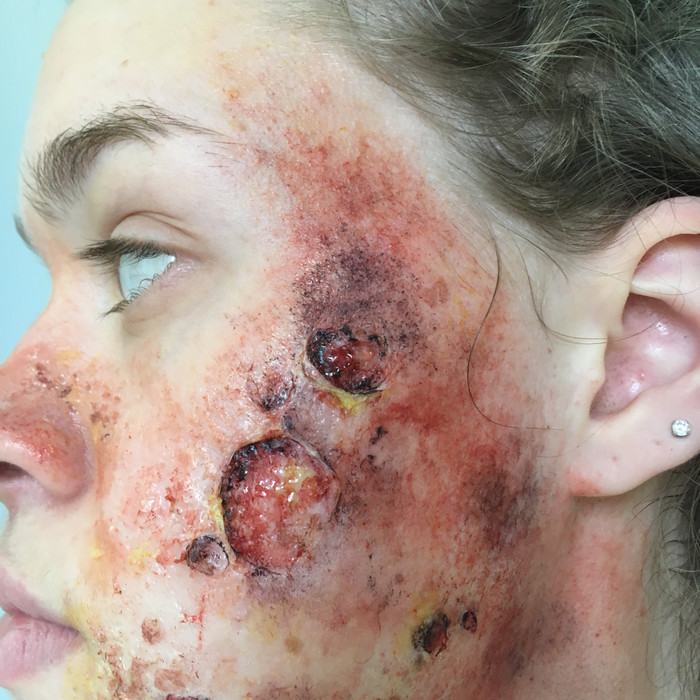 Makeup by Charlotte Lee