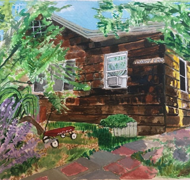 SOLD, house commission, $250.00