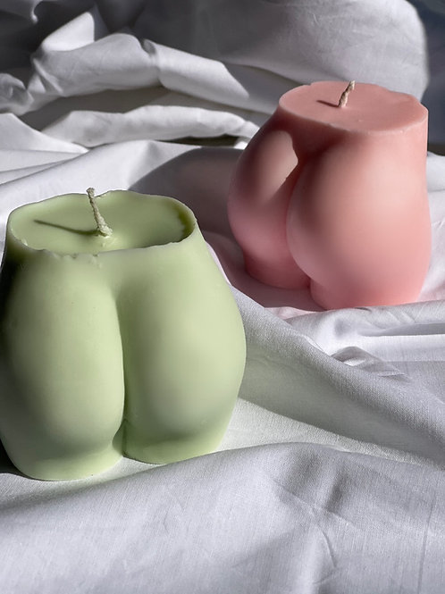 Booty Candle