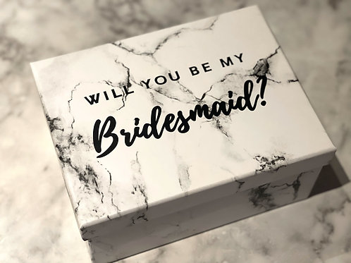 Be my Bridesmaid - Forever Box