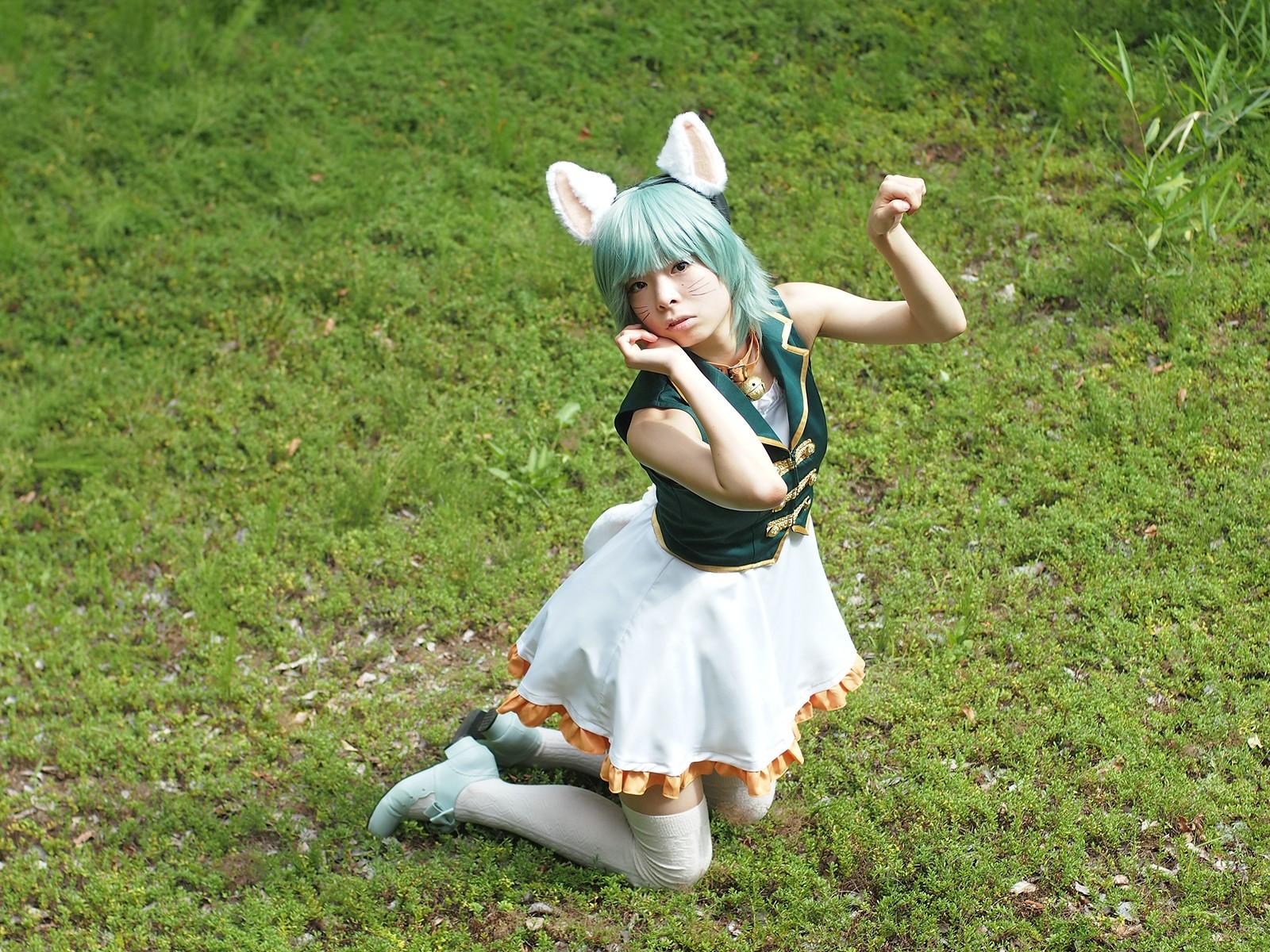 Vocaloid GUMI 嗚呼素晴らしきニャン生ver