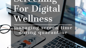 Screening for Digital Wellness
