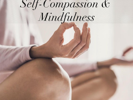 """Finding """"Balance"""" During the Holidays: Embracing the Holiday Chaos with Self-Compassion &a"""
