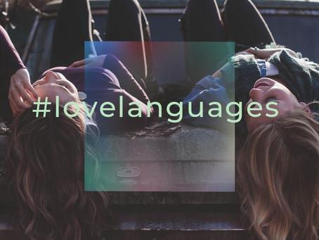 Let's Talk Love Languages