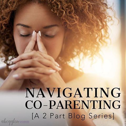 "Navigating Co-Parenting with a ""Difficult"" Ex - Part 1"