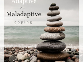 """Adaptive"" vs. ""Maladaptive"" Coping: An Example from the Life of a Therapist"