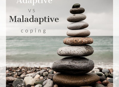 """""""Adaptive"""" vs. """"Maladaptive"""" Coping: An Example from the Life of a Therapist"""