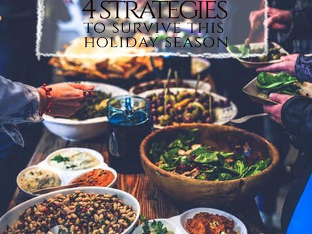4 Strategies To Survive This Holiday Season