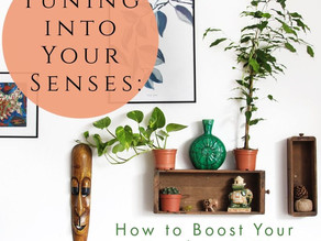 Tuning into Your Senses: How to Boost Your Mood in Any Environment
