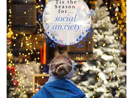 'Tis the Season...for Social Anxiety
