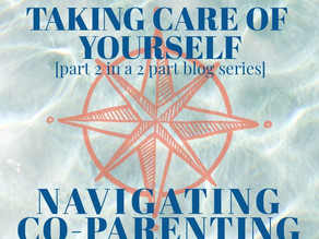 "Navigating Co-Parenting with a ""Difficult"" Ex - Part 2: Taking Care of Yourself"