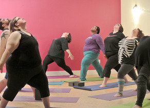 body love, part 1: loving movement