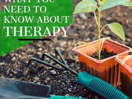 What You Need to Know About Therapy (Even If You Don't Want to Hear It)