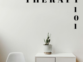 Therapy 101 : Defining Counseling