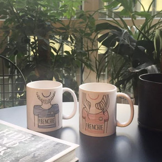 ILLUSTRATIONS POUR MUG
