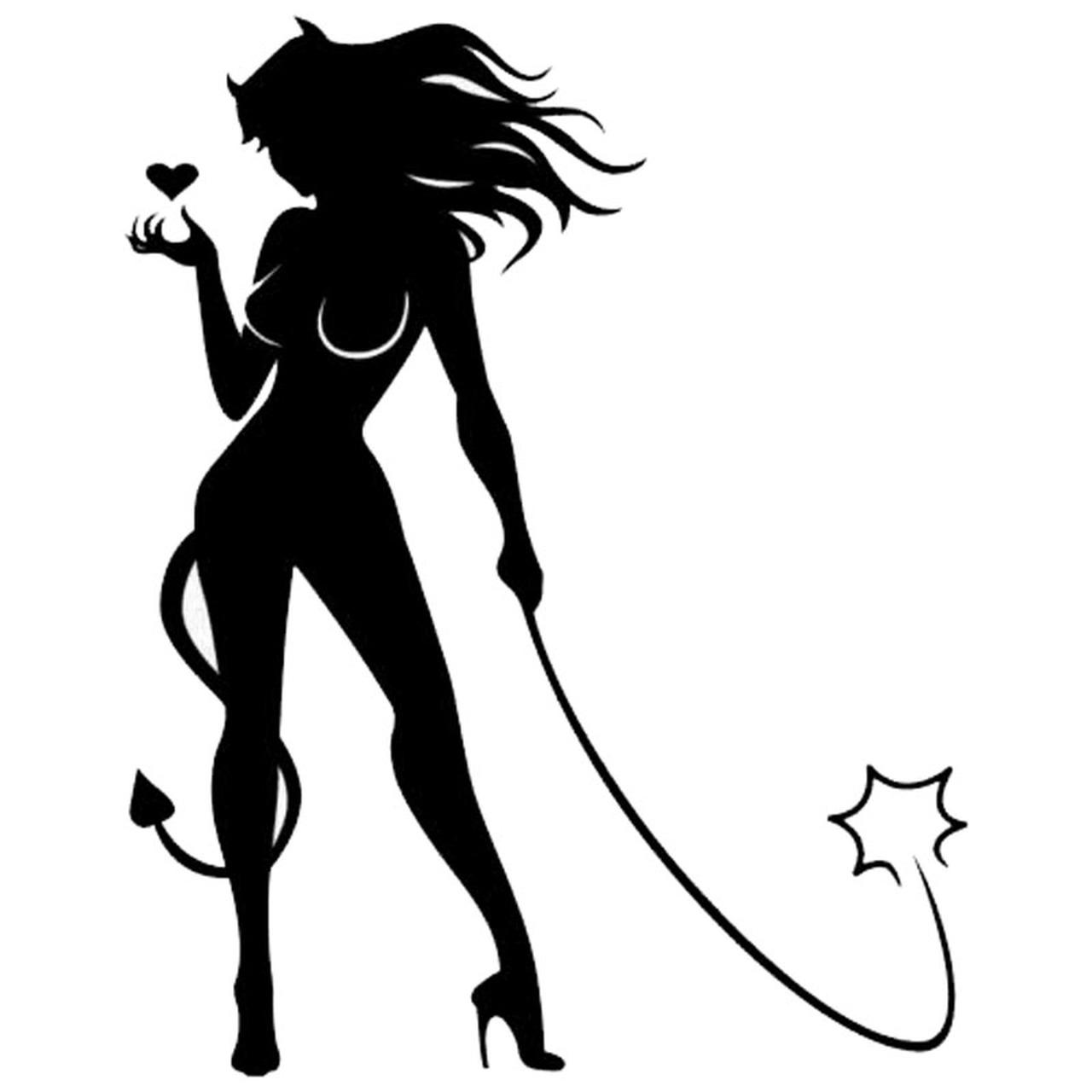 Free Clip Art Sexy Woman By Nicubunu